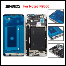 Sinbeda New LCD Plate Front Frame Bezel Housing Replacement Part For Samsung Galaxy Note 3 N9000 N9002 N900A Middle Mid Frame-in Mobile Phone Housings from Cellphones & Telecommunications on Aliexpress.com | Alibaba Group