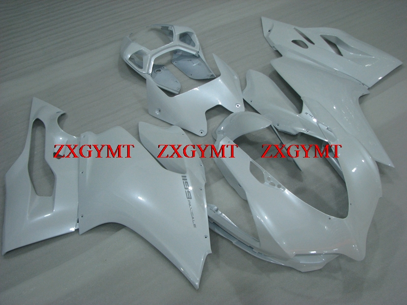 Body Kits for 1199S 2012 - 2014 Abs Fairing 1199S 2014 Pearl White Fairings 889 2012Body Kits for 1199S 2012 - 2014 Abs Fairing 1199S 2014 Pearl White Fairings 889 2012