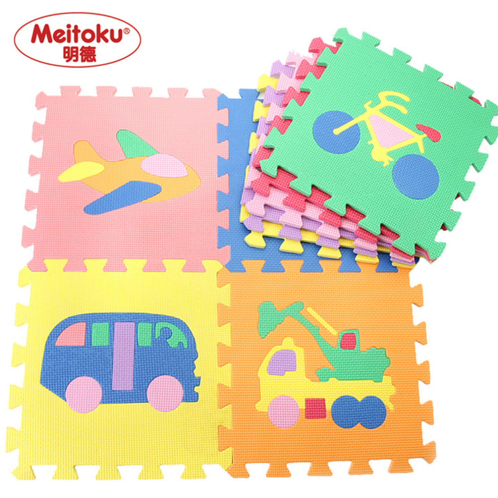 Floor mats for kids - 9pcs Or 26pcs Set Baby Eva Foam Puzzle Play Mats For Kids Vehicle Animal Fruit