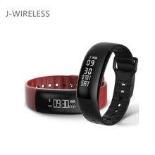 Jwireless A69 Фитнес браслет трекер Водонепроницаемый Smart Band Фитнес Tracker браслет Heart Rate Мониторы Smart Band
