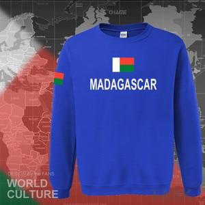 Image 4 - Madagascar con cappuccio da uomo felpa felpa sportivi hop streetwear tuta nazione calciatore MDG Malagasy Madagasikara Madagascar