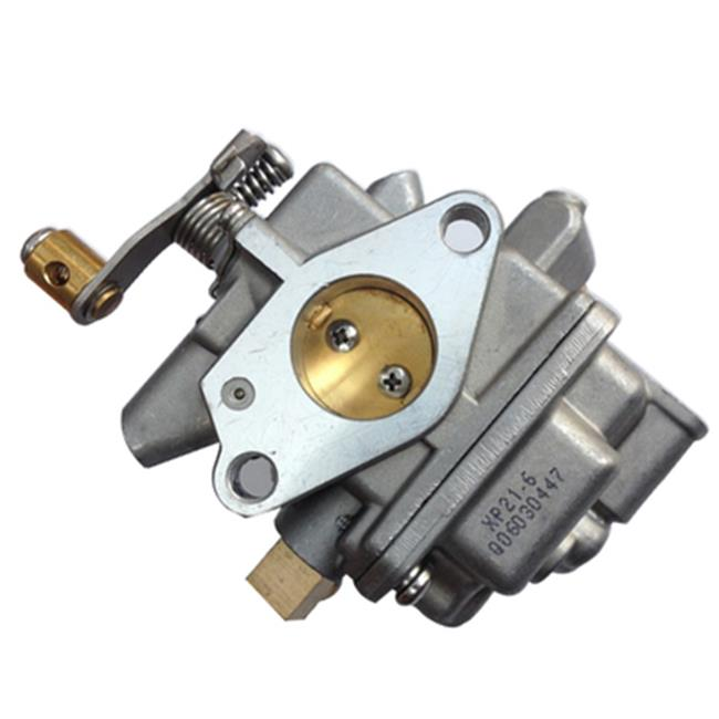 цены OUTBORAD CARBURETOR NEW STYLE FOR YAMA HIDEA HYFENG YAMAHA PIONEER  4 STROKE F4 F6 4HP 5HP 6HP CARB CARBURETER ASSY MARINE PARTS
