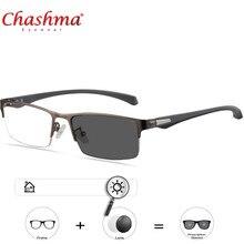 6e1d84ce9 CHASHMA Transição Óculos De Sol Fotocromáticas Óculos de Leitura Presbiopia  Óculos Das Mulheres Dos Homens Óculos De Sol com ócu.
