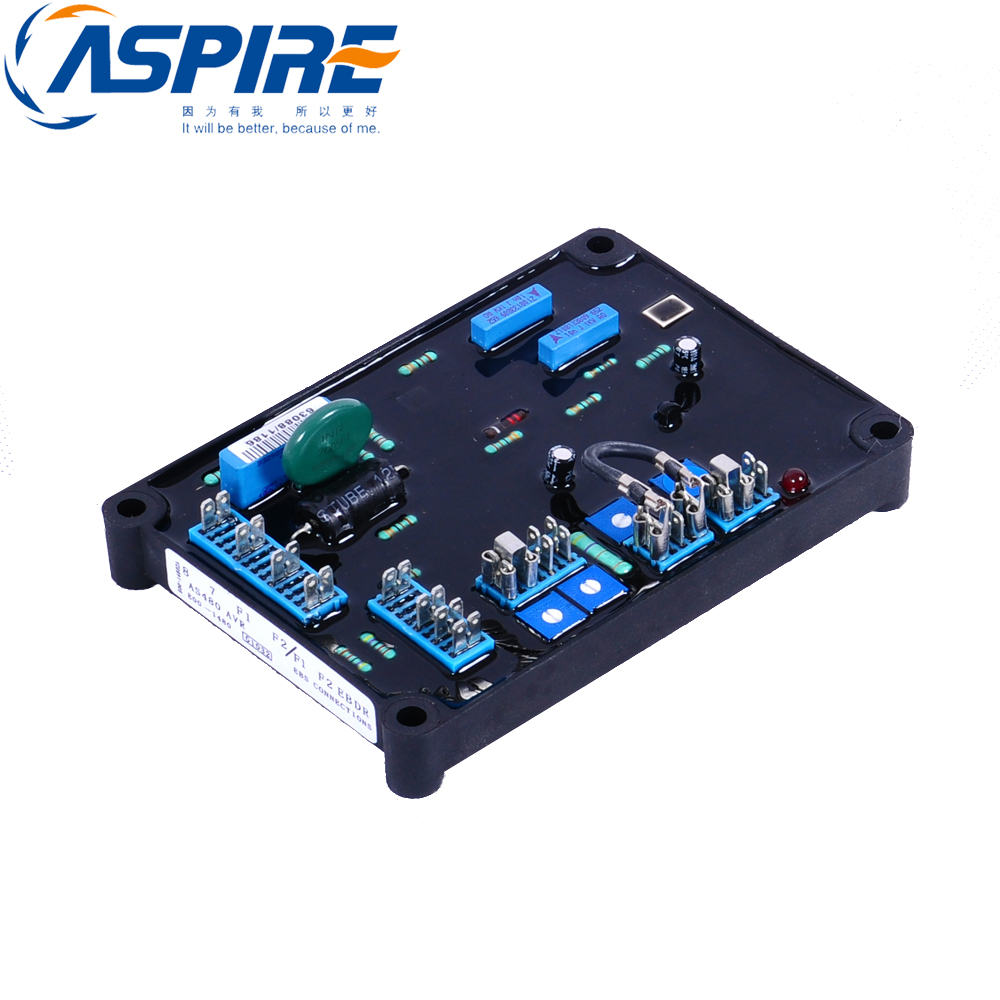 free shipping alternator generator spare part avr voltage regulator automatic AS480 avr as480 avr for brushless alternator high quality generator spare part voltage regulator automatic