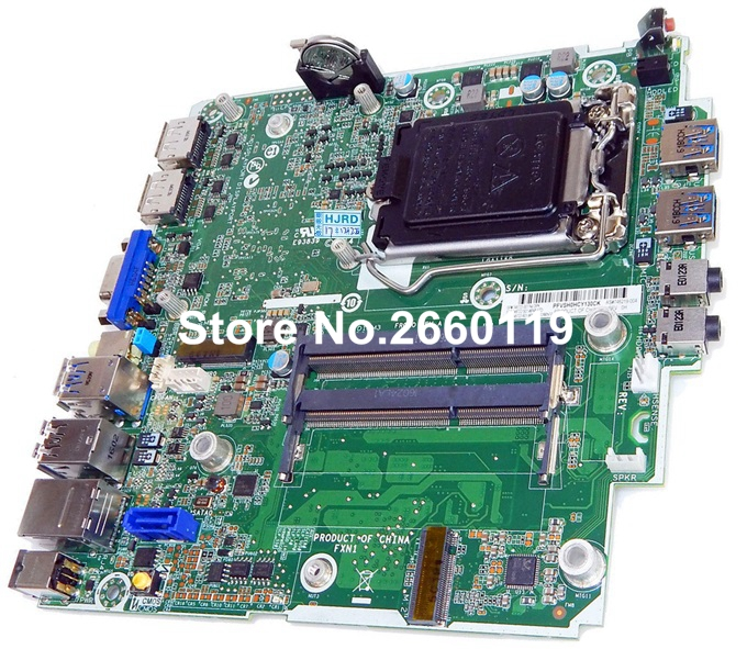 For 746722-001 746219-002 746722-501 system motherboard without CPU, fully tested 744009 501 744009 001 for hp probook 640 g1 650 g1 motherboard socket 947 hm87 ddr3l tested working