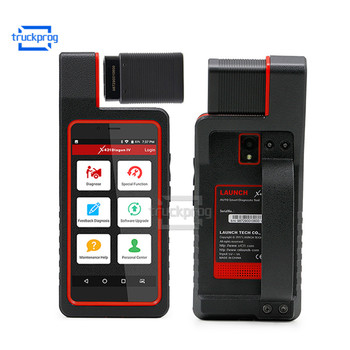 Launch X431 Daigun IV Full System Auto Diagnostic tool Bluetooth Wifi Car Diagnostic Scanner better than daigun iii launch x431 v 8 inch bluetooth wi fi full system car diagnostic tool support ecu coding x 431 v mini auto scanner obd2 scanner