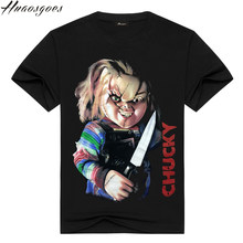 6380ecb1515f0 Popular Tee Shirt Men Chucky-Buy Cheap Tee Shirt Men Chucky lots ...