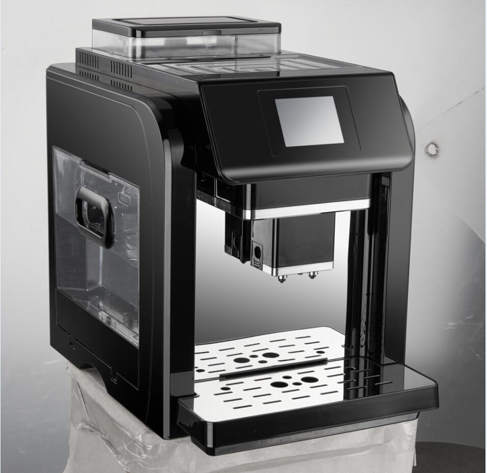 все цены на ALDXC4-ME-717,Commercial Italian full automatic coffee machine now mill steam coffee machine office wholesale ME-717 онлайн