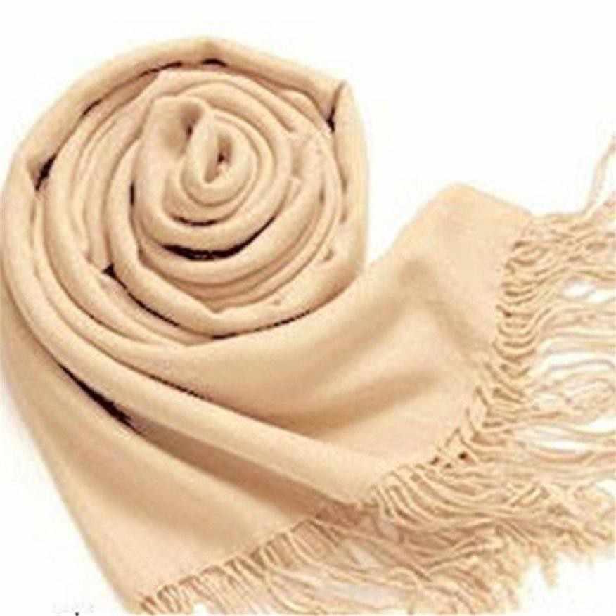 Осенне-зимний женский шерстяной шарф женские кашемировые шарфы широкие решетки длинная шаль обертывание одеяло теплый палантин Бесплатная доставка
