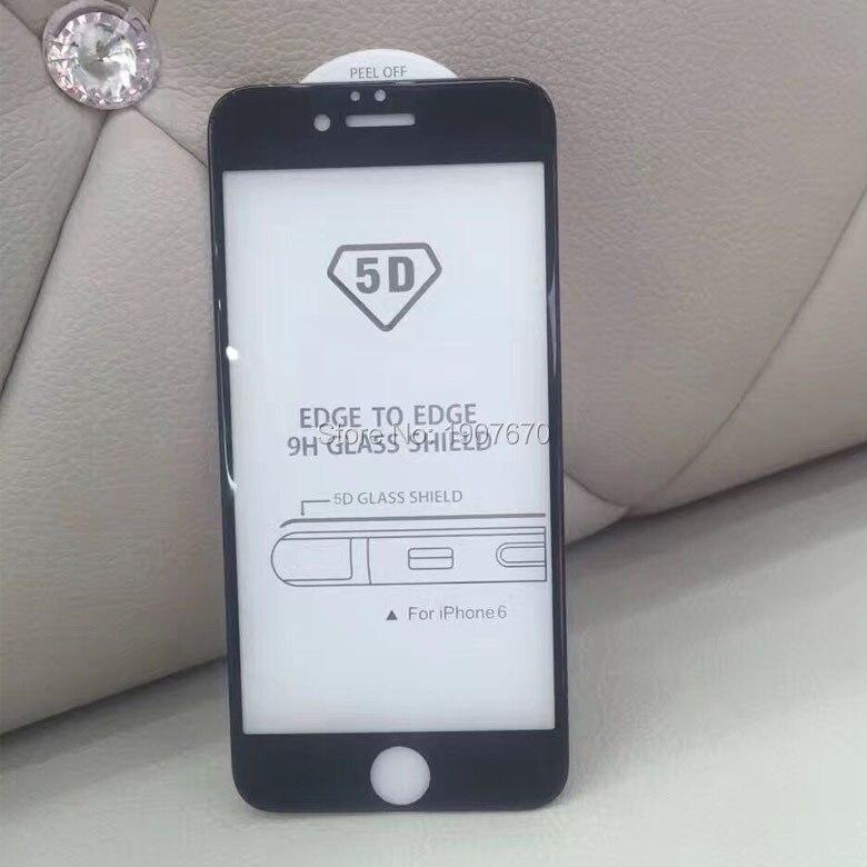 5 d стекло iphone 7