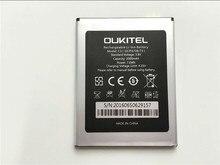 Oukitel C3 Батареи Высокое Качество Оригинала 2000 мАч Резервное Копирование Батарея Для Oukitel C3 Мобильного Телефона