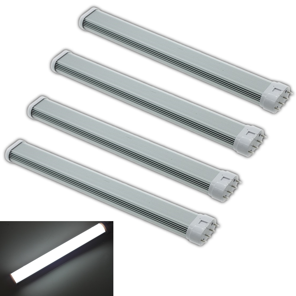 (4pcs/Lot) 2G11 LED Lamp LED Tube Light 12W LED Light 85-265V 2G11 Led Integrated Tube Lamp Energy Saving Lighting bim integrated renewable energy analysis