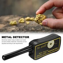 High Sensitivity Adjustable TX-2002 Handheld Metal Detector Long Range Diamond Archeological Gold Underground