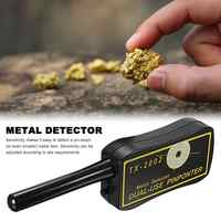 High Sensitivity Adjustable TX-2002 Handheld Metal Detector Long Range Diamond Archeological Gold Underground Metal Detector