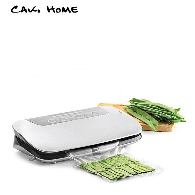 Mejor calidad de vacío sellador de alimentos frescos sellos de ...