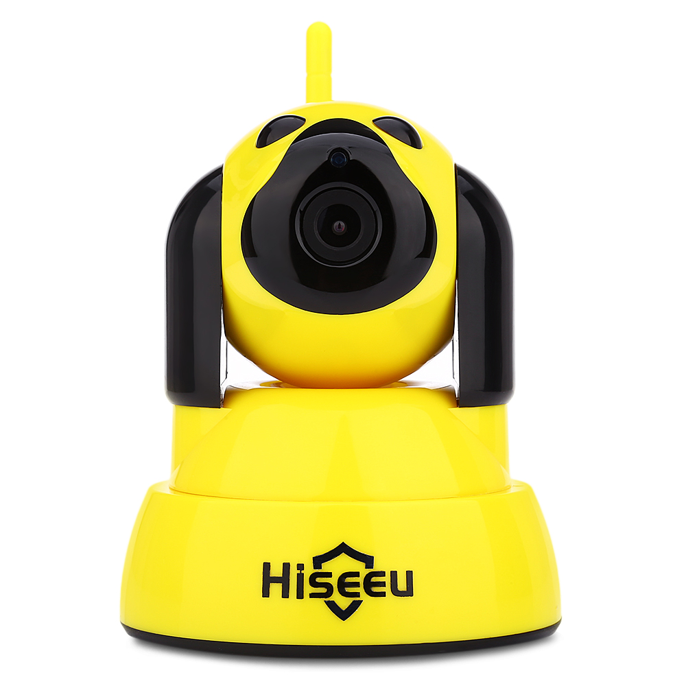 Hiseeu HSY-FH4 720P Indoor IP Security Camera WiFi IR CUT Dog Type Surveillance Camera With 10pcs IR LED Motion Detection boyfriend jeans women pencil pants trousers ladies casual stretch skinny jeans female mid waist elastic holes pant fashion 2016