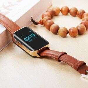 Image 4 - A16 smartwatch z lokalizatorem gps inteligentny zegarek gps lokalizator dla starszych odnalezienia lokalizacji biura pulsometr, zegarek obsługa karty sim D100