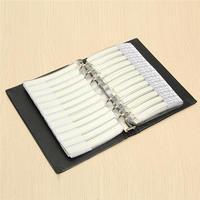 прочный применение в 0603 СМД чип образец книга конденсаторы 0.5 ПФ ~ 2.2 мкф 90valuesx50pcs 4500 шт. легко носить комплект ассортимент