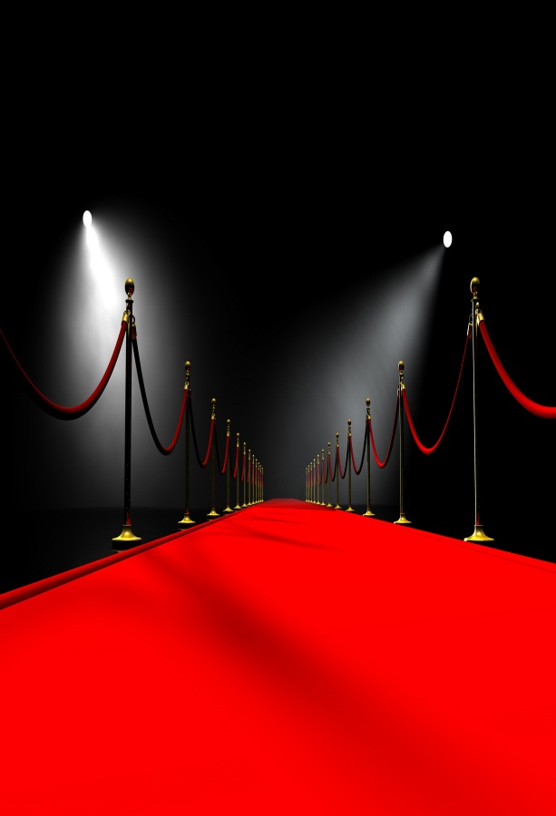 Laeacco Flash Red Carpet Abstract Photography Backgrounds Thin Vinyl Customized Photographic Backdrops Props For Photo Studio in Background from Consumer Electronics
