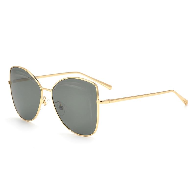 Women Butterfly Sunglasses 2019 Fashion Luxury Brand Designer Alloy Frame Eyeglasses Oculos De Sol Feminino