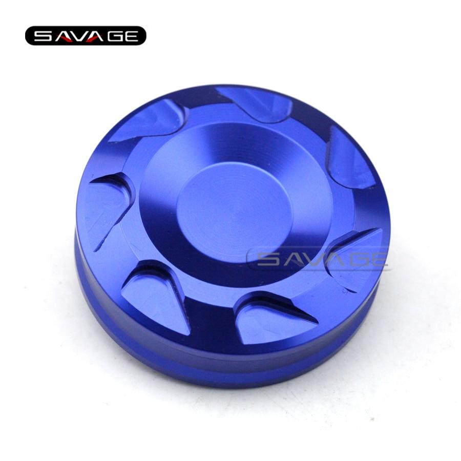 For SUZUKI GSXR 600/750 2004-2014 GSXR1000 2003-2015 Blue Motorcycle Front Brake Master Cylinder Fluid Reservoir Cover Cap zayavlenie ot strelkova 22 06 2014 2003