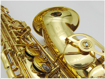New YANAGISAWA A-W01 Alto Eb Tone Brass Saxophone Gold Lacquer High Quality Sax Musical Instrument With Mouthpiece, Case, Gloves free shipping new high quality tenor saxophone france r54 b flat black gold nickel professional musical instruments
