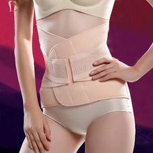 Women Postpartum Belly Recovery Belt Maternity Tummy Wrap Corset Pregnancy Girdle Slimming Waist Belly Band Shapewear Female
