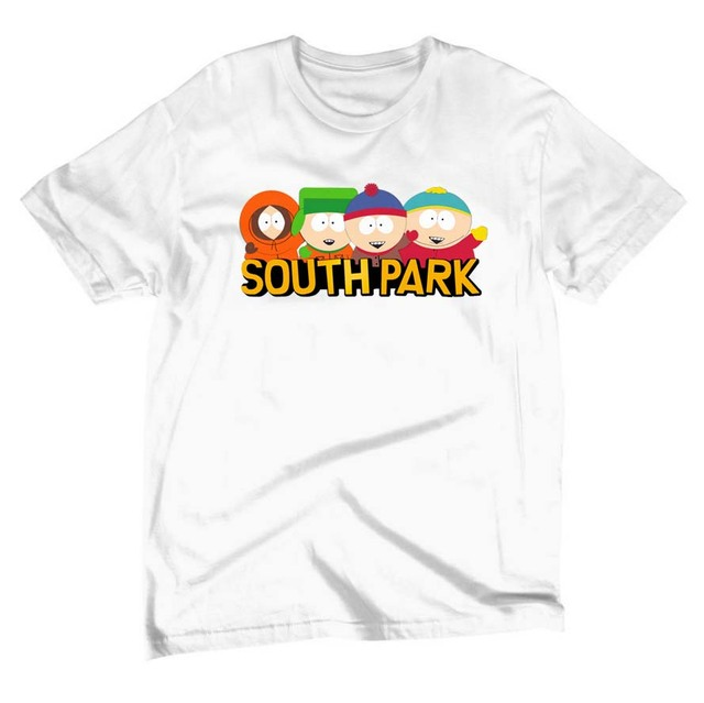 SOUTH PARK TShirt Summer Fashion Cotton 2
