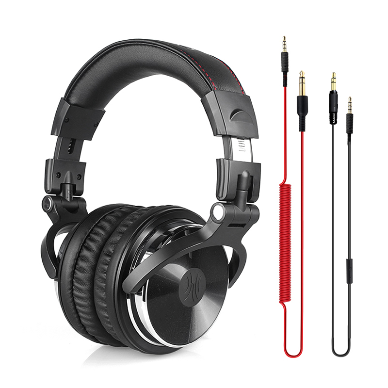 Wired Headphones DJ Headset 3