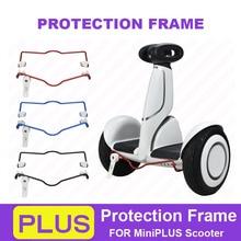 MiniPLUS Roller Schutz Rahmen Schutz Bar Stoßstange Bar Parkplatz Stehen für Xiaomi Mini PLUS Balance Roller
