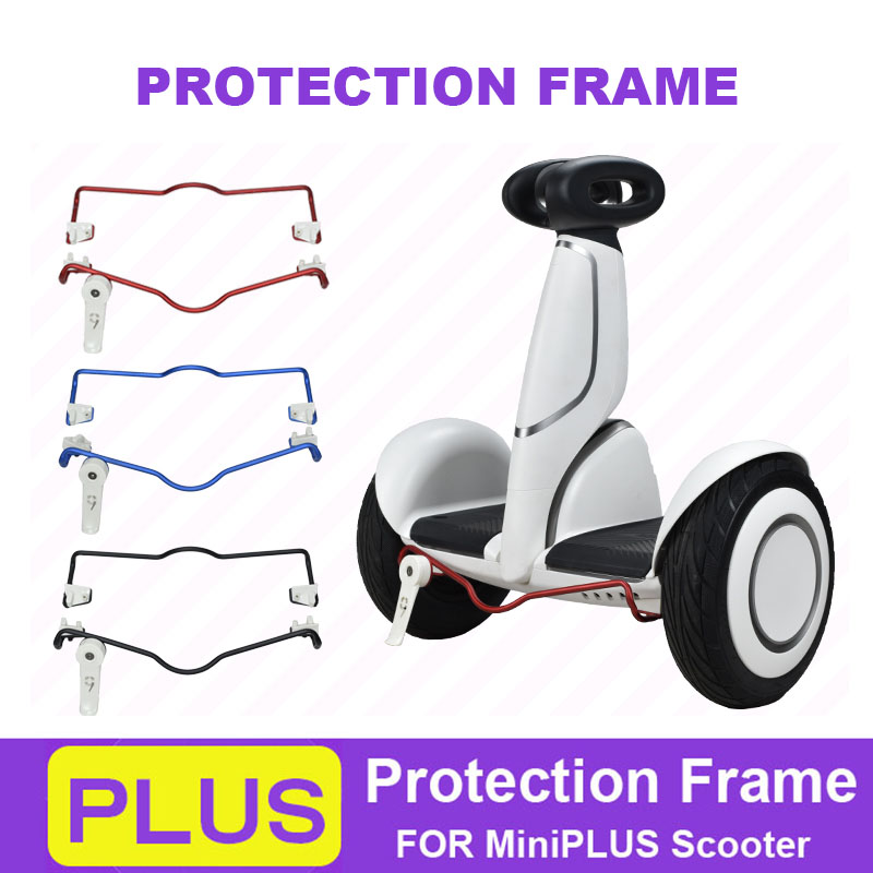 MiniPLUS Scooter Protection Frame Protection Bar Bumper Bar Parking Stand for Xiaomi Mini PLUS Balance Scooter-in Scooter Parts & Accessories from Sports & Entertainment