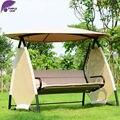 PurpleLeaf maple leaves forma especial estilo pendurado cadeira balanço do jardim do pátio ao ar livre móveis com almofada