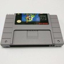 Os Jogos da Série Marioed Salvar Arquivo Super Marioed Mundo & Todas As Estrelas NTSC Grande Cinza de 16 bits Cartão de Jogo Para Jogo Versão DOS EUA jogador