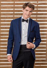Custom Made New Arrival Men's Wedding Suits Groom Tailcoats Bridegroom Tuxedos Formal Suits 2 Pieces (Jacket+Pants)