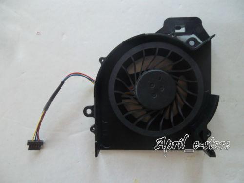 Novo para hp pavilion dv7-6c30nr dv7-6c43cl dv7-6c47cl cpu cooling fan colar livre, frete grátis!!