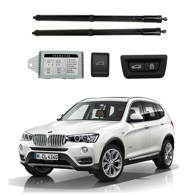 Smart Auto Electric Tail Gate Lift Special For BMW X3 2016 With Latch