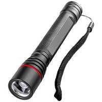 PANYUE 2018 alliage d'aluminium XP-G2 LED multi-fonction forte lampe de poche lumière lumineuse 3 Mode tactique lampe de poche utiliser 2 * AA batterie