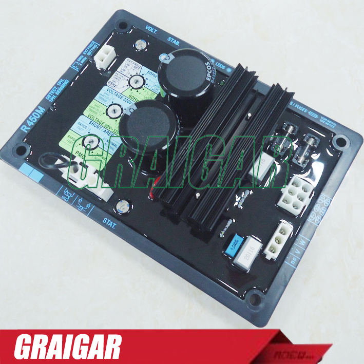 font b R450M b font Automatic Voltage Regulator AVR Nominal excitation current 6A leroy somer r450m avr manual wiring diagrams wiring diagrams leroy somer r450 wiring diagram at n-0.co