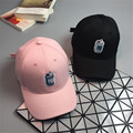 2016 New Arrivals Cartoon Coke Bottle Kpop Snapback Caps Men Cotton Casquette Polo Baseball Cap Hip Hop Sun Visor Hat
