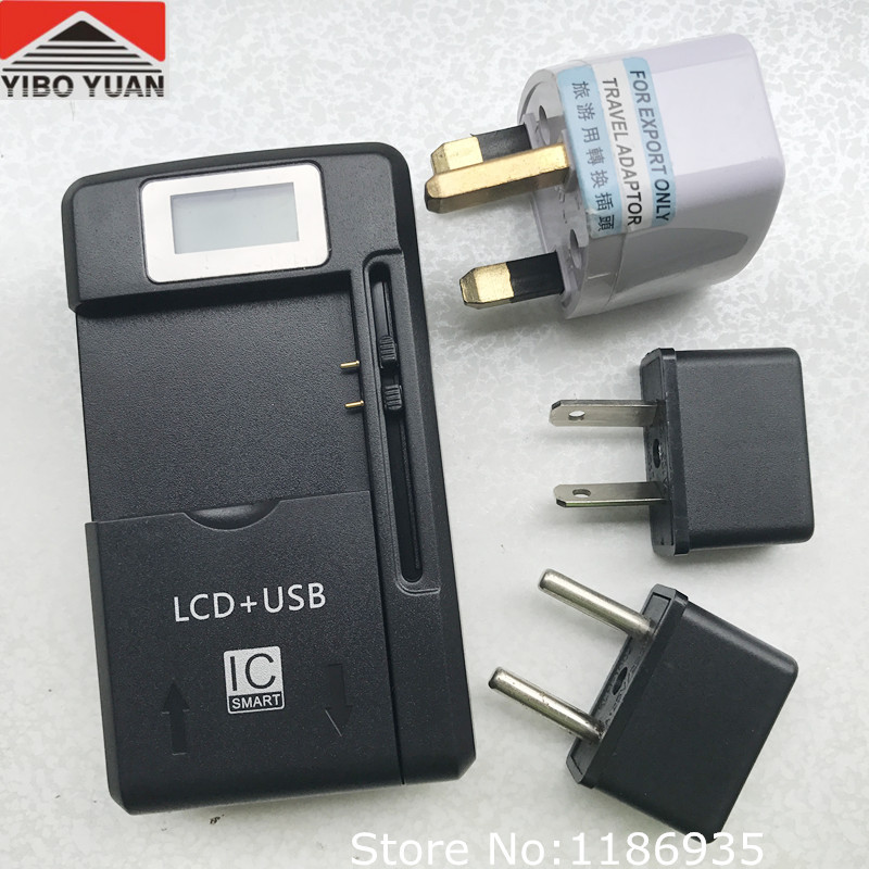YIBOYUAN USB Travel <font><b>Battery</b></font> Wall Charger For Samsung Note 3 Neo N7505 Jiayu S3 G4 G4C G4S Elephone P6000 ZOPO ZP920 <font><b>Lenovo</b></font> <font><b>A916</b></font>