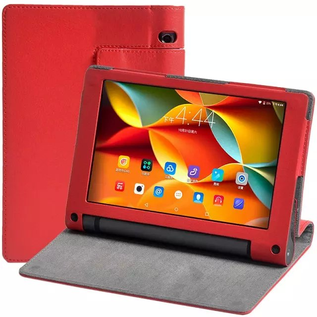 Full body PU Leather case For Lenovo Yoga Tab3 YT3 850 YT3-850F YT3-850M/L8.0 inch Tablet Case Flip Cover Protective shell