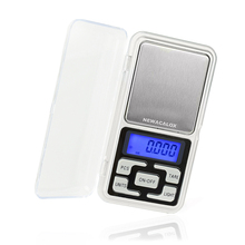 500g x 0.1g Mini Precision Digital Scales Portable Electronic For Kitchen Jewelry Weight