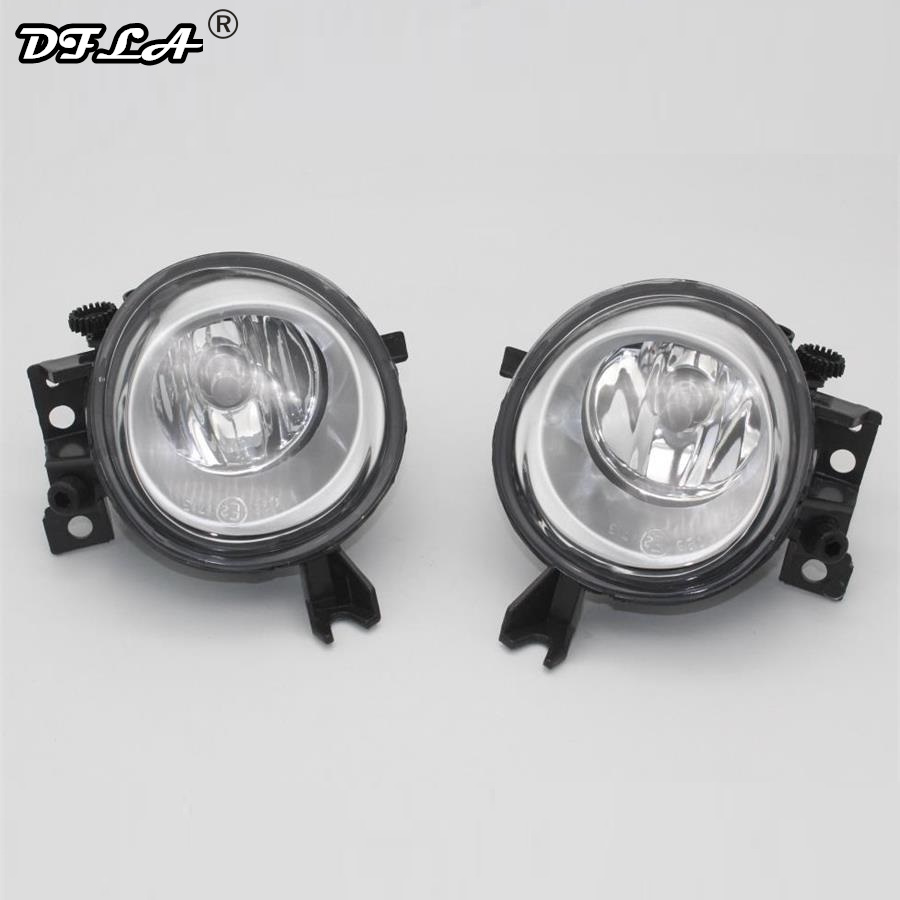 Car Light For VW Touareg 2003 2004 2005 2006 2007 2008 2009 2010 Car-styling Front Halogen Car Fog Light Fog Lamp mzorange for toyota prado 120 2700 4000 for land cruiser lc120 2002 2003 2004 2005 2006 2007 2008 2009 front fog light fog lamp
