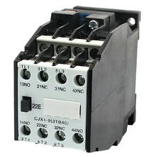 CJX1-9 AC Contattore Morsetto A Vite 264 V 60 HZ Bobina 3 Trifase 2NO 2NC