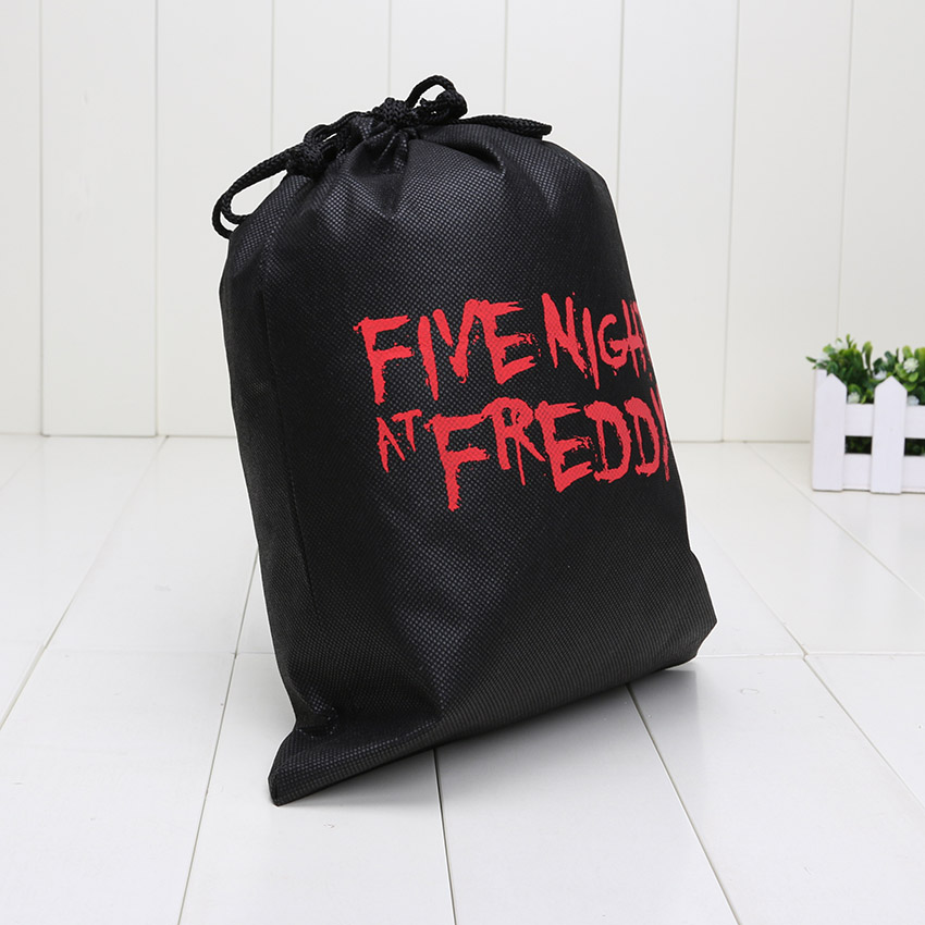 50pcs 29cm 23 5cm five nights at freddy s FNAF candy bag carrying bag five nights