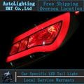 Вариант доставки Led Задний Фонарь для Hyundai Solaris Accent Verna задние фонари светодиодные задние фонари drl задний фонарь сигнал + тормоза + обратный