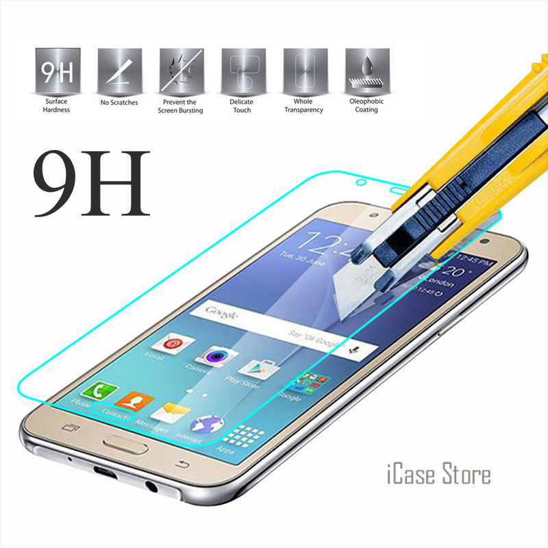 9H Tempered Glass Premium Screen Protector for Samsung Galaxy J1 J2 J3 J5 J7 2015 2016 J1 Mini ACE J2 Prime J5 J7 Prime Film