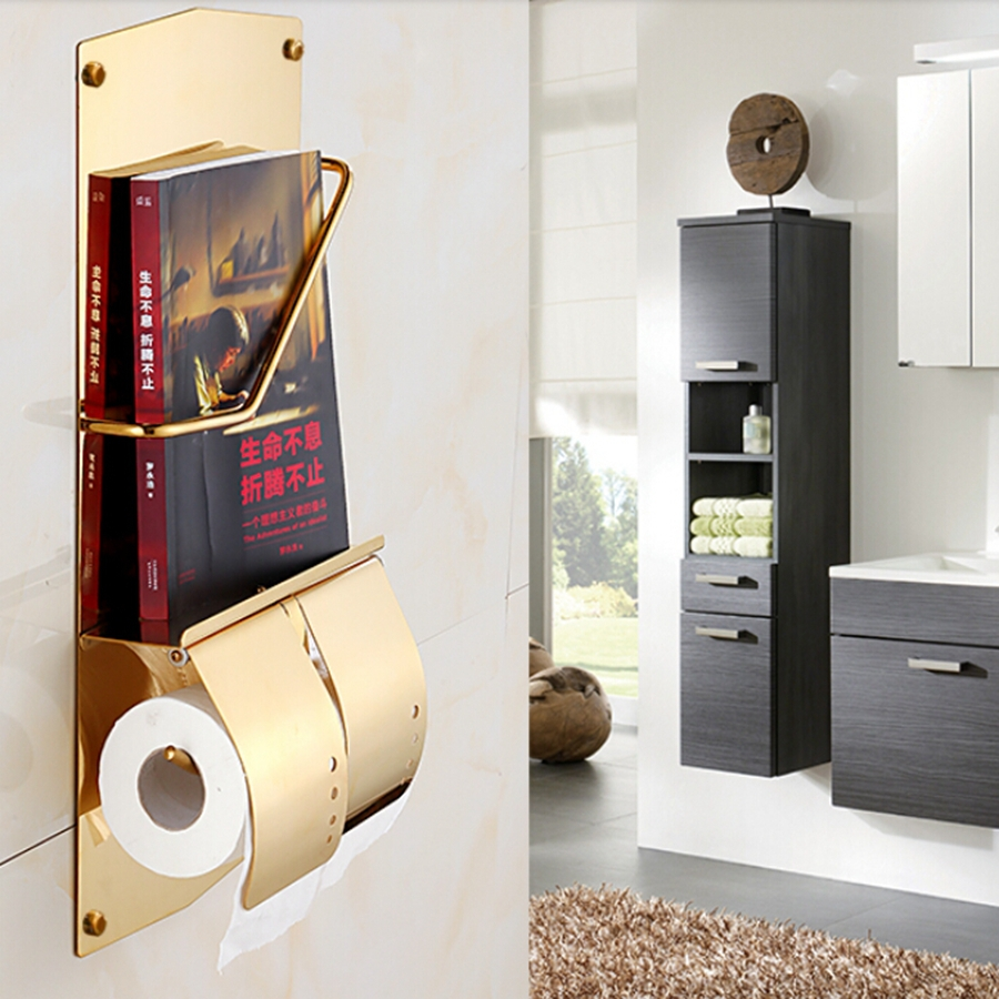 Bathroom Book Rack Compare Prices On Wall Mounted Book Holder Online Shopping Buy