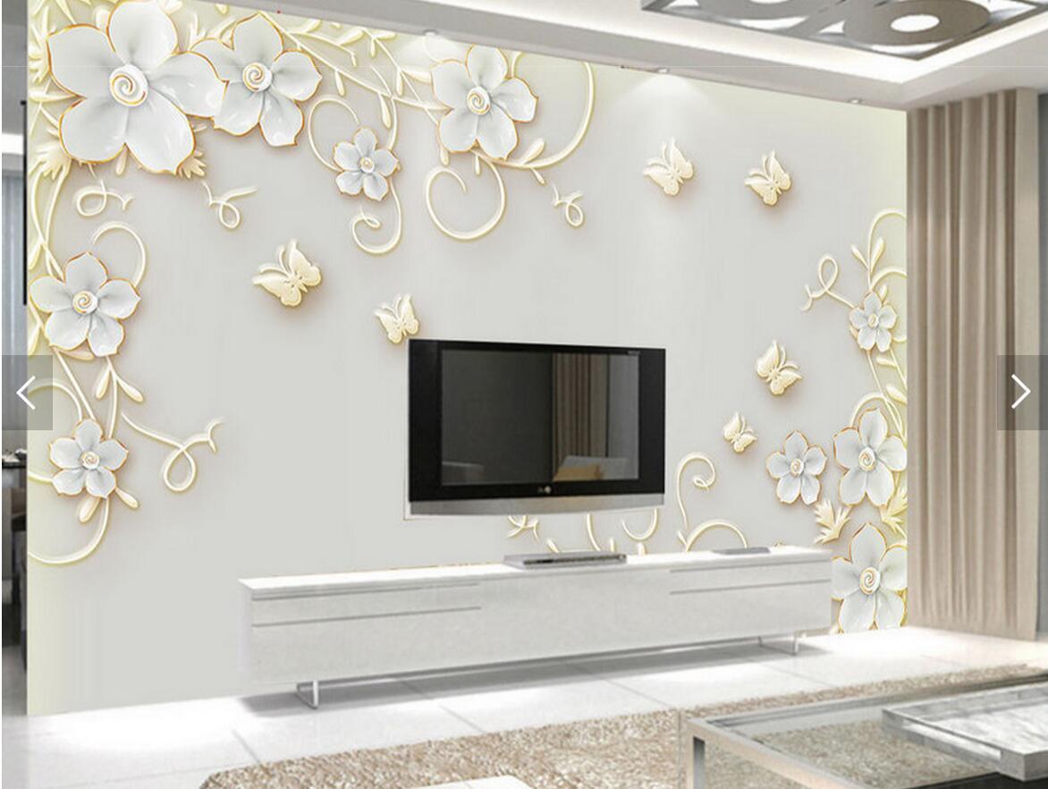 Awesome Decorazioni Per Pareti Soggiorno Pictures - Idee Arredamento ...