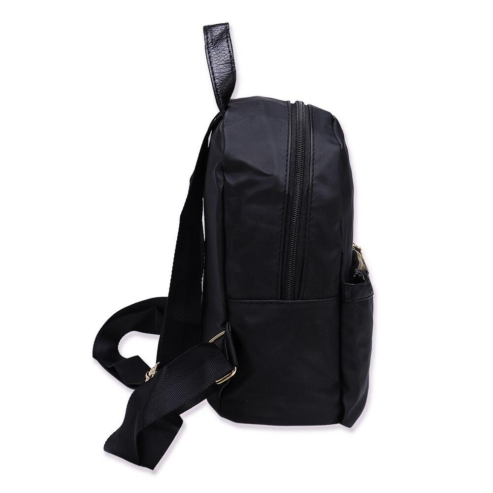 mochila preta masculino sacolas de Handle/strap Tipo : Soft Handle